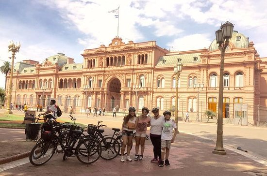 Buenos Aires City Highlights Tour via...