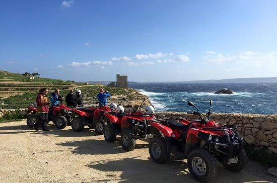 Gozo Island Full-Day Quad Bike Tour...