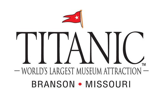 Titanic Museum Branson Admission Ticket