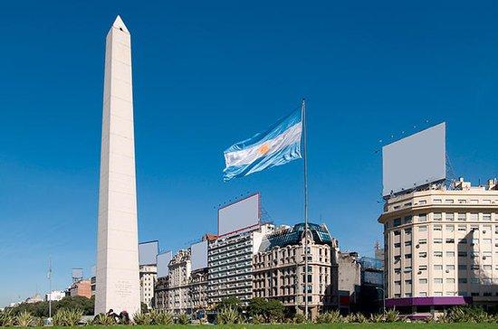 Stadtrundfahrt durch Buenos Aires