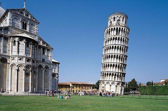 Livorno till Pisa Lågprisöverföring