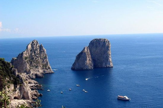 Capri and Anacapri Guided Tour from