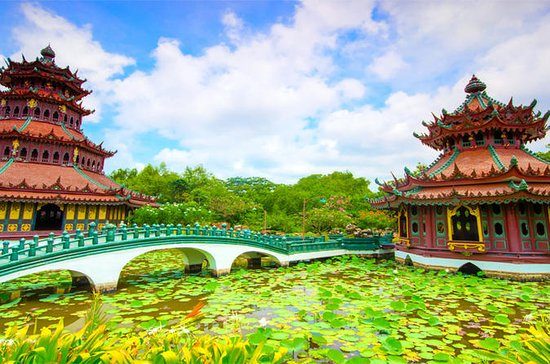 Half-Day Ancient Siam Park Tour from...