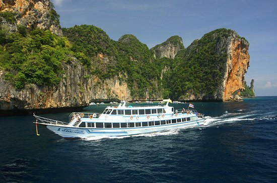 Railay Beach to Koh Phi Phi by High...