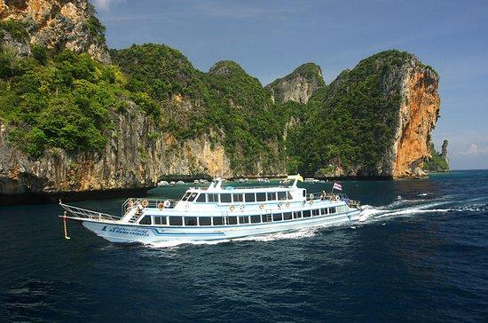 Koh Phi Phi to Ao Nang by High Speed