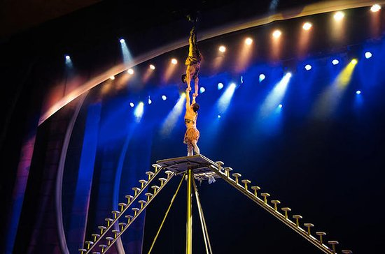 Beijing Evening Acrobatic Show in...