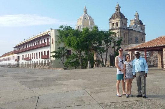 Cartagena Private City Tour with San...