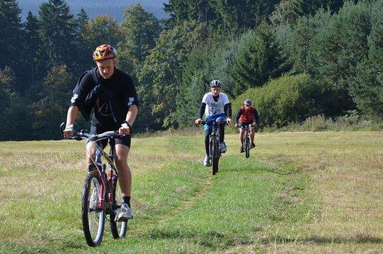 Mountain Biking from Prague: Day Trip