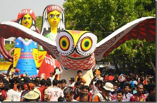 Full-Day Tour of Bengali New Year Celebration in Dhaka