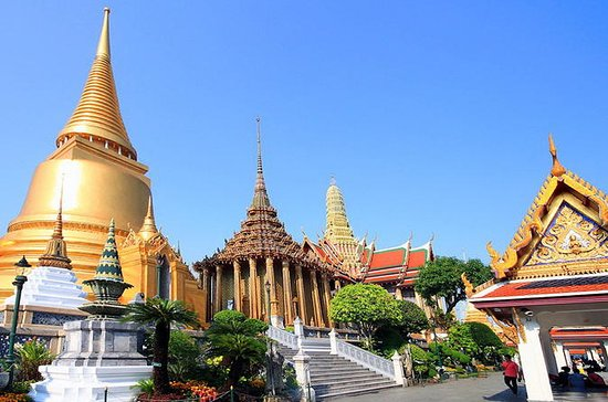 Half-Day Small-Group Temples Tour in...