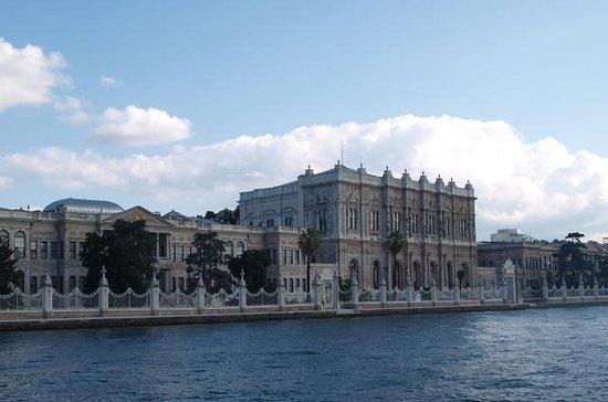 Visite du palais de Dolmabahçe, du...