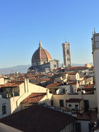 La Vista Dalla Terrazza Foto Di Terrazza Brunelleschi
