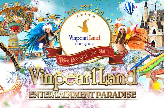 Private Day Tour: Vinpearl Land Phu