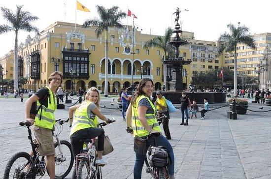 Lima City Bike Tour