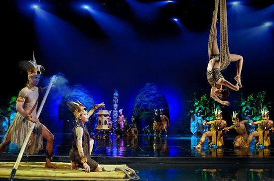 Devdan Show no Bali Nusa Dua Theatre