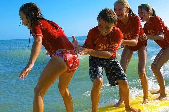 Clases de surf en Tamarindo