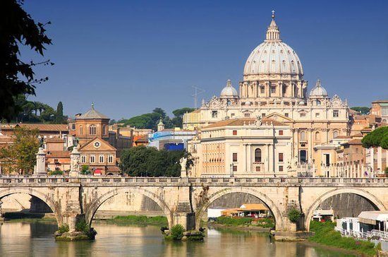 Rome in a Day: Vatican and Colosseum...