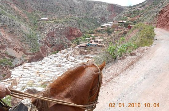 Ridning i Cusco: Sacred Valley of the...
