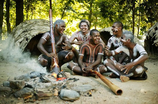 Cairns to Tjapukai Aboriginal...