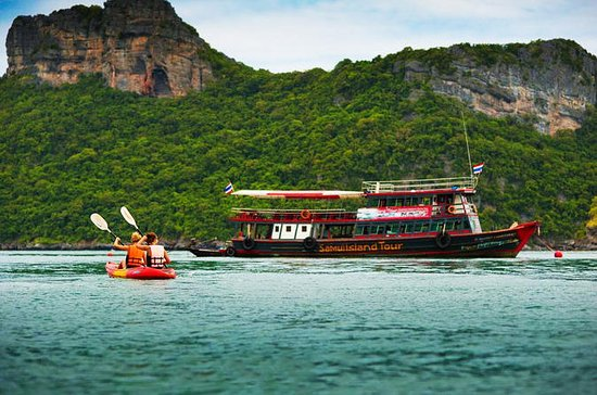 Samui Island Tour till Angthong ...