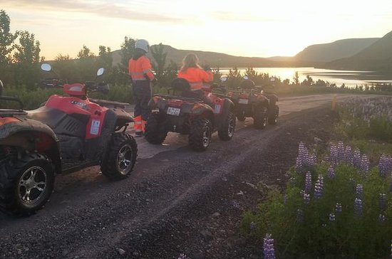Midnight Sun ATV Quad Tour from ...