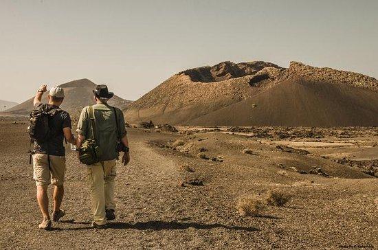 Lanzarote Volcano Hiking Route