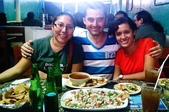 Merida Yucatan Street Food Walking...