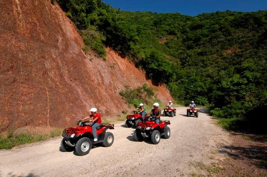 Manzanillo ATV Jungle Adventure Tour