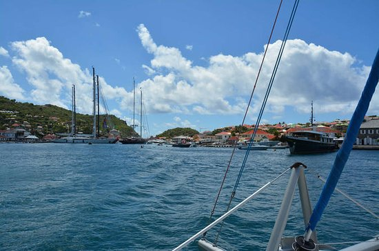 St Maarten Sailing and Snorkeling to...