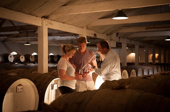 Private Barossa Valley Cellar Secrets...