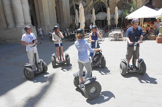Valletta Segway Tour and The Malta...