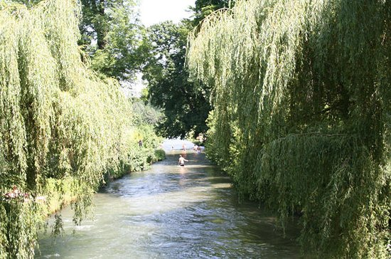 Munich Walking Tour: English Garden ...