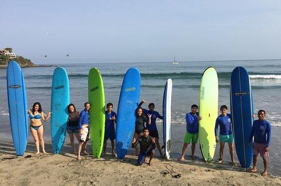 4-Day Surf Camp in Sayulita