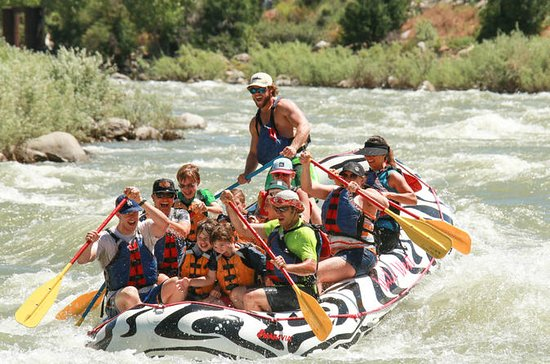 2 Hour Rafting on the Yellowstone...