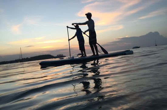 2-timers Sunset Stand Up Paddle Tour...