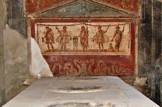 Private Half Day Tour to Pompeii