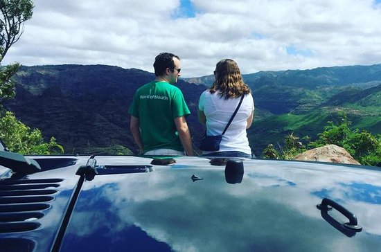 Kauai Jeep Tours