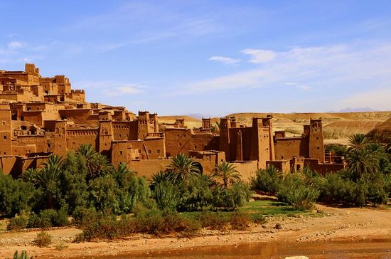 Ait-Ben-Haddou and Ouarzazate Private ...