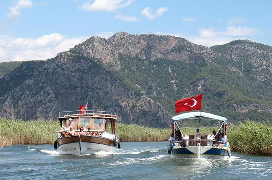 Dalyan River Cruise with Sea Turtle