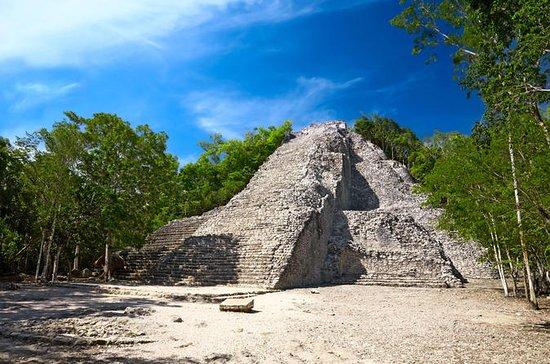 Coba、Tulum、Cenote、CancunのPlaya Paraiso
