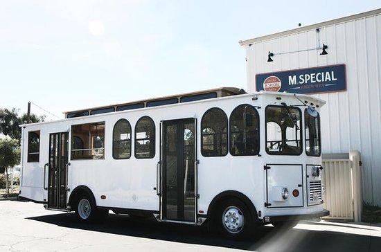 Santa Barbara Open-Air Trolley Happy...