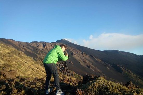 Mount Etna Nature Hike, Lava Cave Tour from Catania