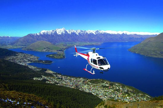 20-Minute Remarkables Helicopter Tour...