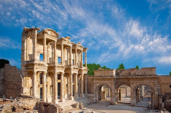 2-Day Ancient Ephesus and Pamukkale