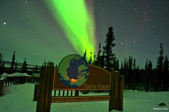 Northern Lights and Arctic Circle Day...