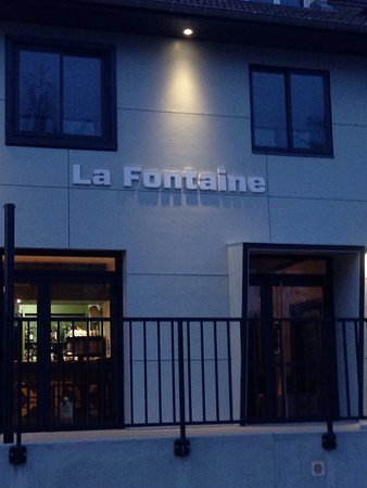 Mantry, Francia: Hotel la Fontaine