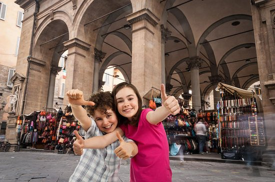 Recorrido a pie por Florencia...