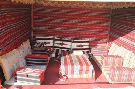 Desert Safari with Private Tent