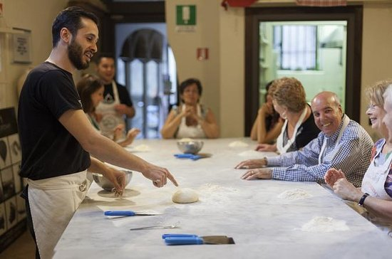 Pizza and Gelato Cooking Class in the...