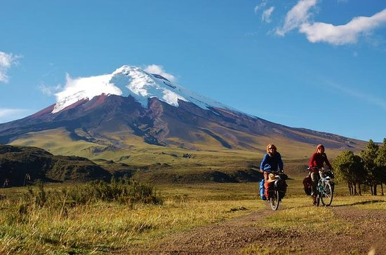 Quito to Cotopaxi National Park...